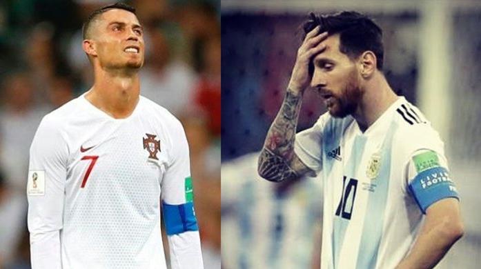 Statistik Messi