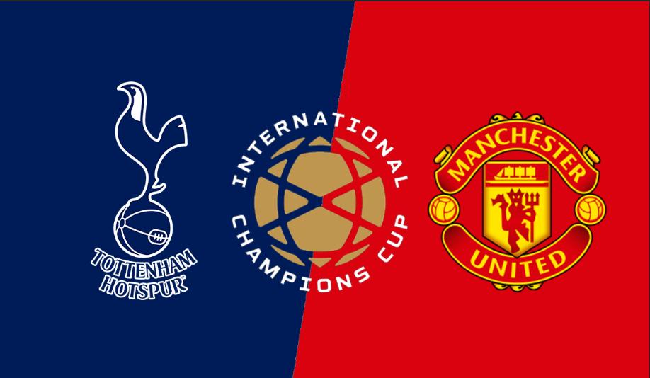 Prediksi Bola Tottenham Hotspur VS Manchester United 25 Juli 2019